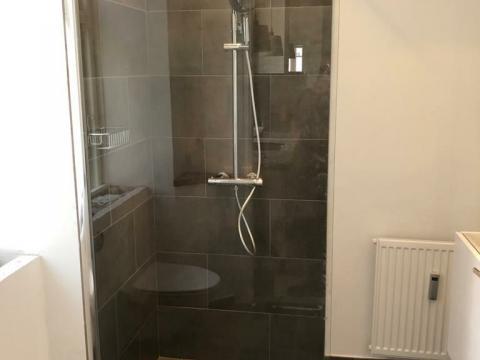 Badeværelse renovering bruser
