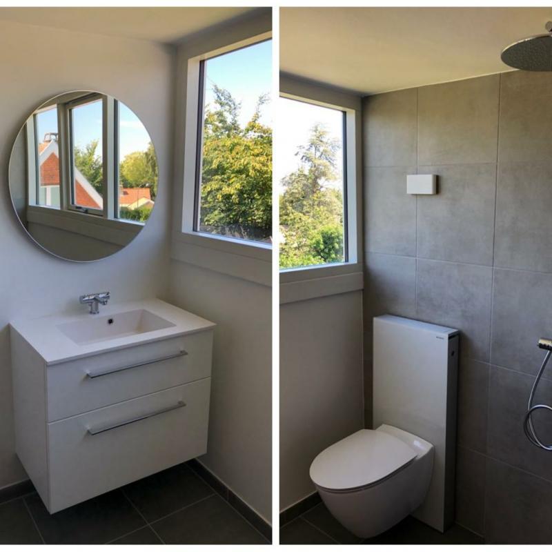 Renovering af badeværelse København